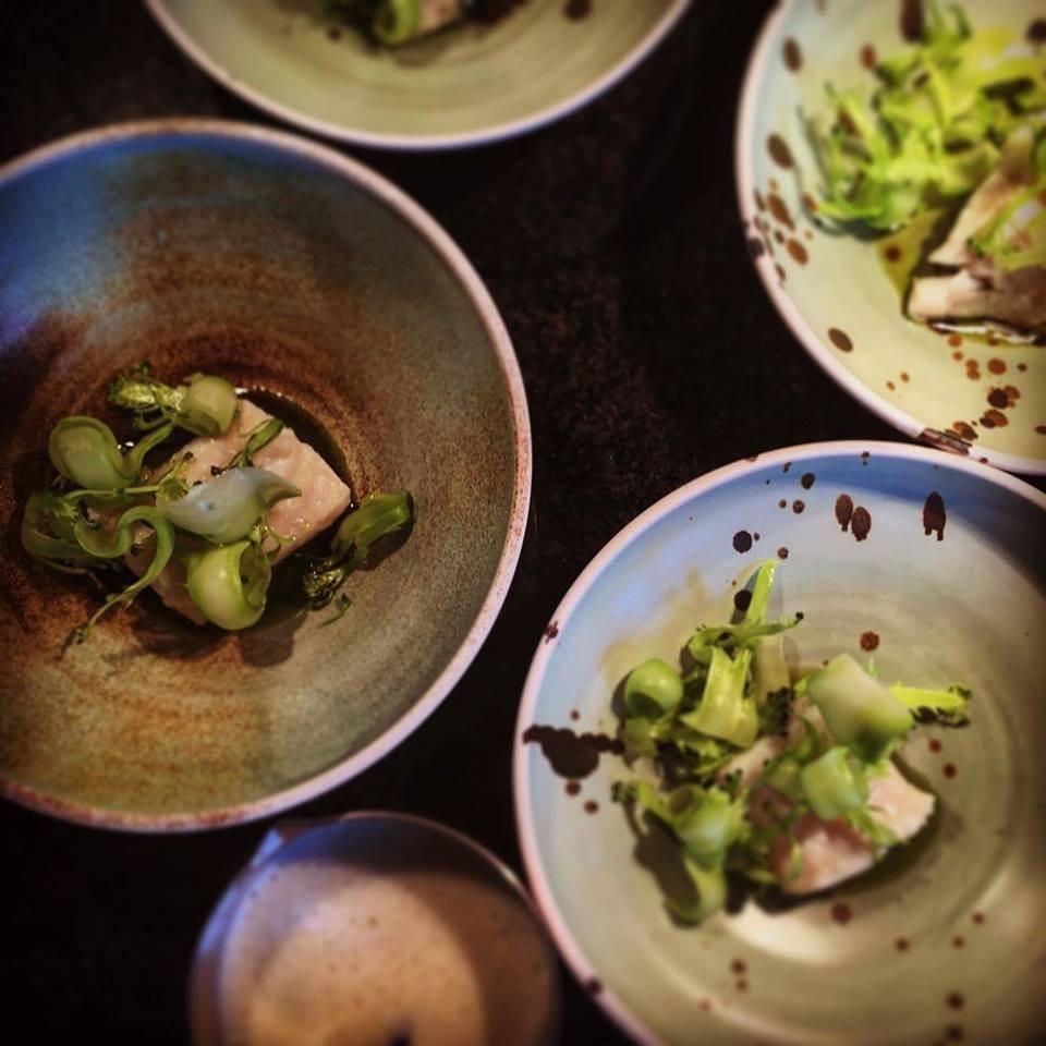 Lækker gourmet mad på lokal restaurant i Tønder
